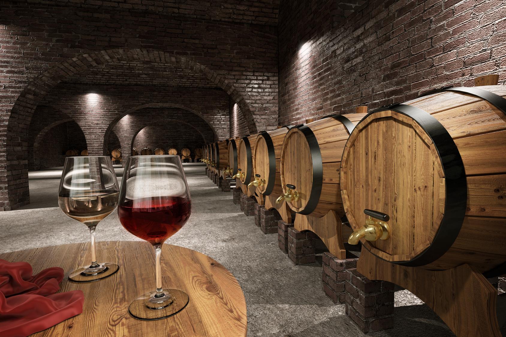 Wine Tap System
