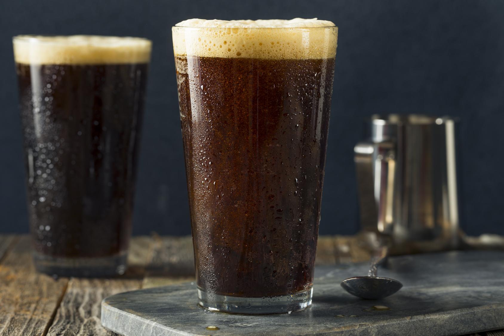 beer on nitro