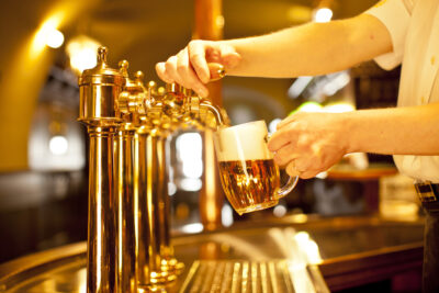 home beer tap