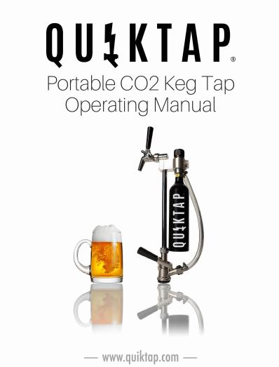 View QuikTap Owners Manual