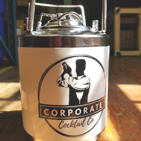 Corporate Cocktail Wrap