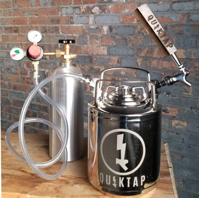 Cocktails on Tap Bulk Gas